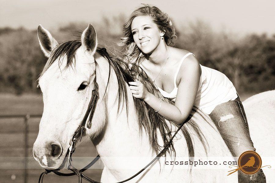 Horse portrait photography