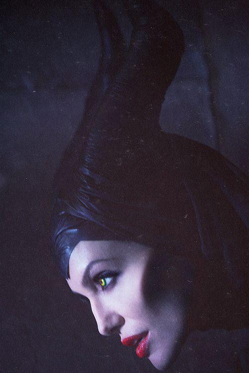 Angelina Jolie As Maleficent Maleficent Evil Disney
