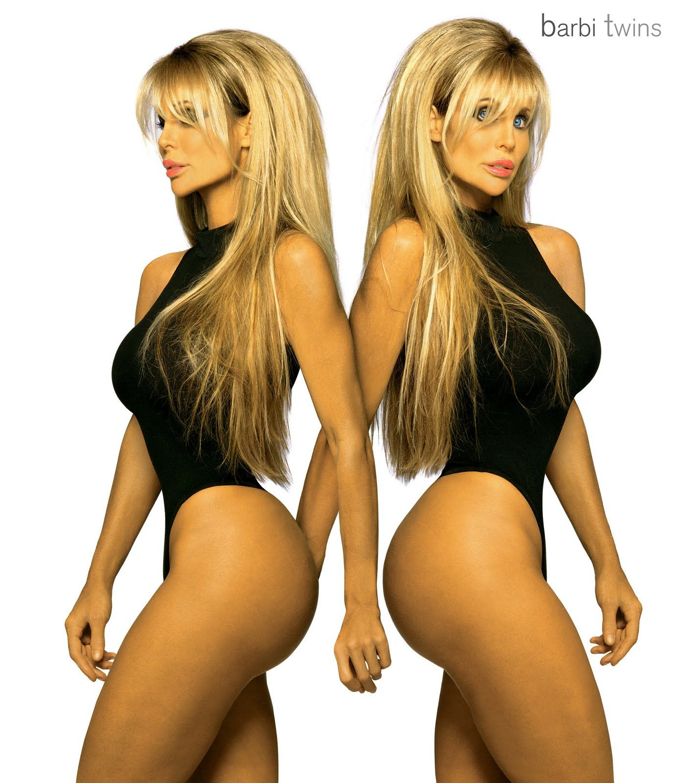 Barbi twins erotic photos