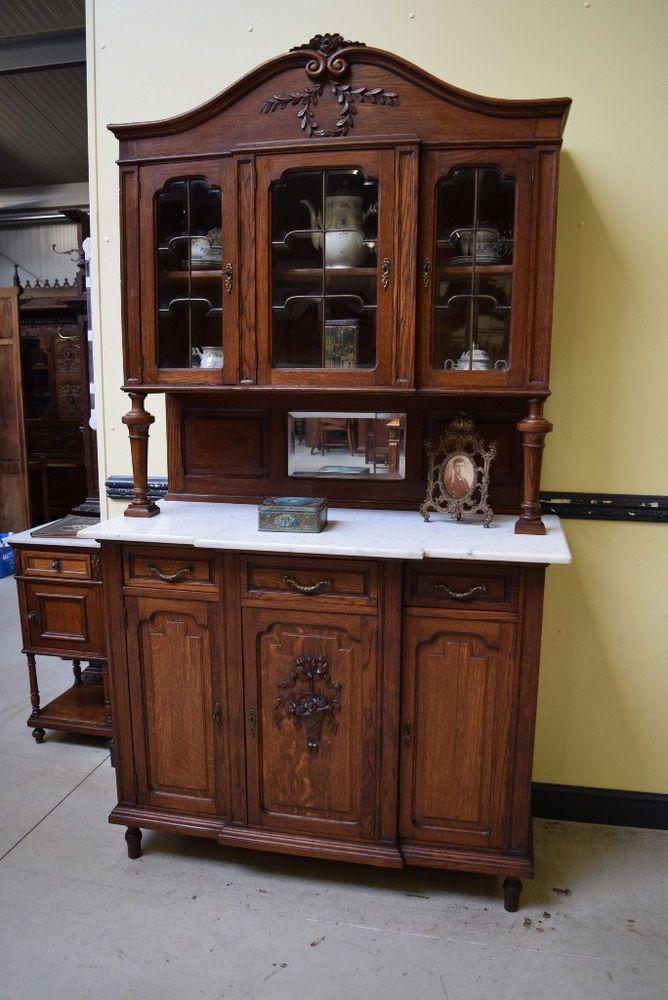 Antike Originale Küchenschränke Bis 1945 Günstig Kaufen Ebay