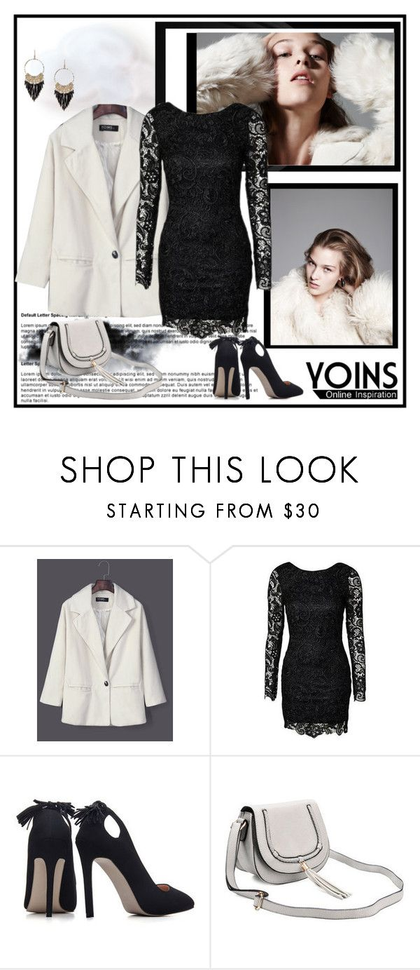 """""""Yoins 265."""" by carola-corana ❤ liked on Polyvore featuring yoins, yoinscollection and loveyoins"""