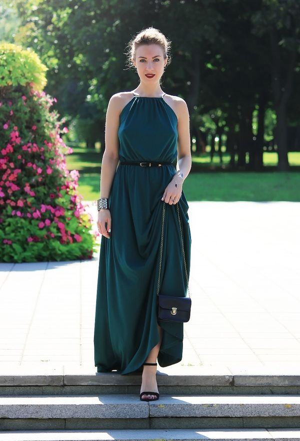 vestidos largos para otoño 2015 | actitudfem | black tie | pinterest