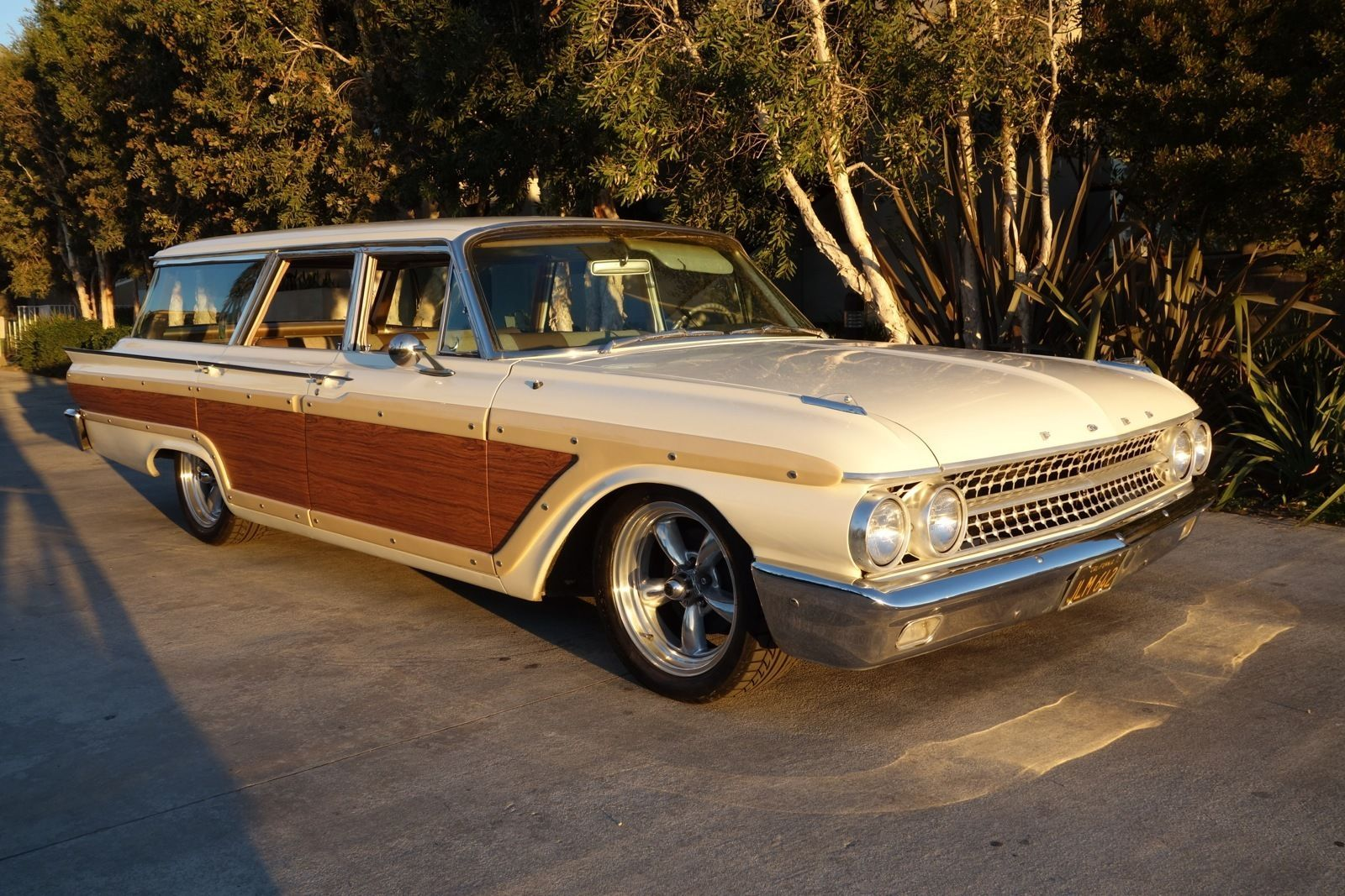 Ford Galaxie Country Squire Wagon Ford Galaxie Galaxie Wagon