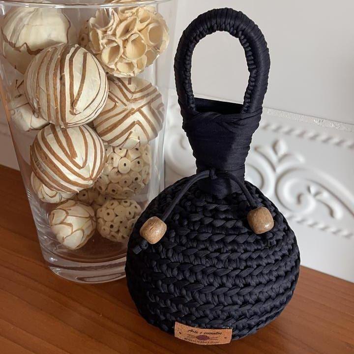 Peso de porta de crochê: tutoriais + 35 peças encantadoras p…