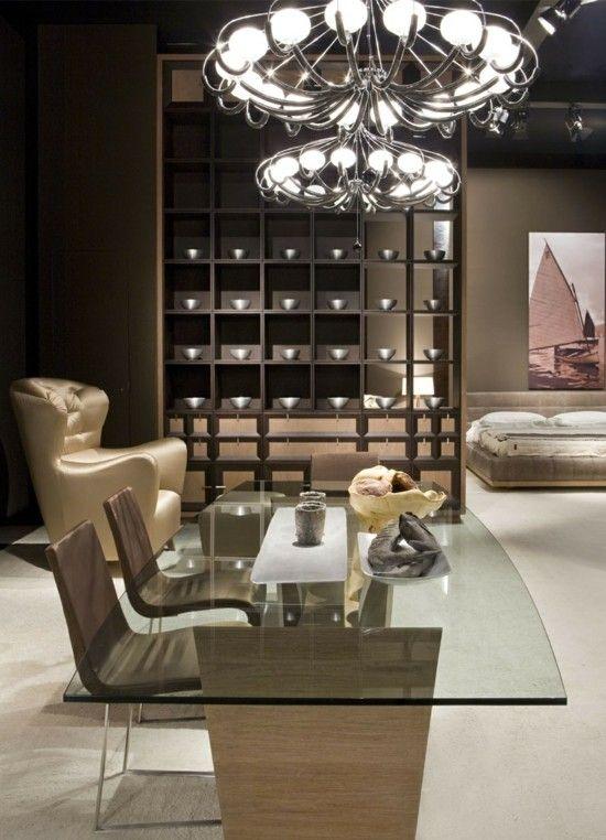 modernes Kronleuchter Wohnzimmer Beleuchtung