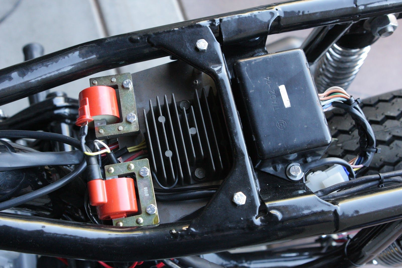 Honda Z50r Ignition Coil Diagram