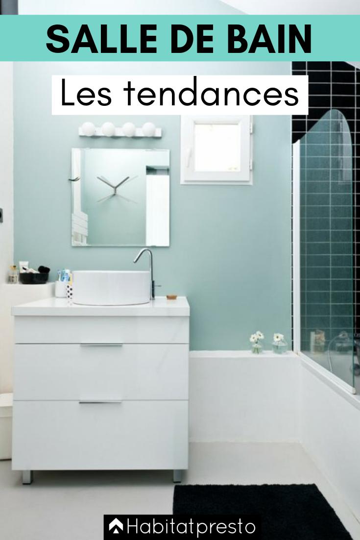 Couleur Tendance Salle De Bain 2019 salle de bains : top 5 des couleurs tendances en 2020