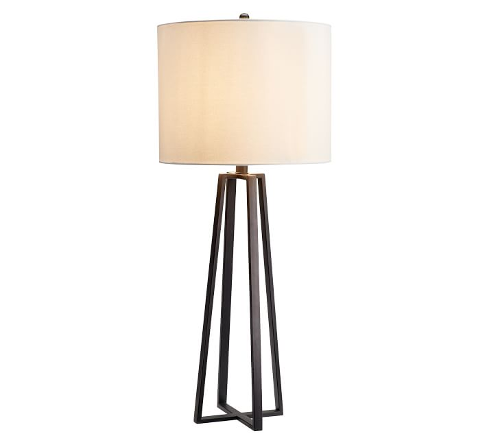 Carter Table Lamp Lamp Glass Lamp Base Table Lamp