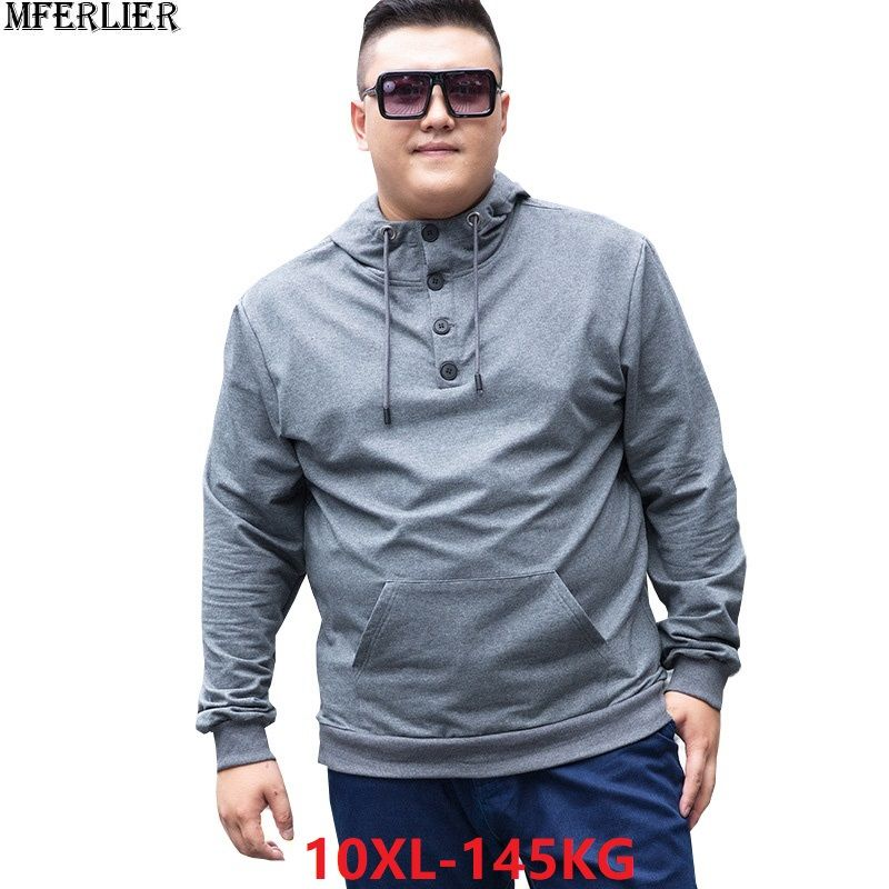 Wählen Sie für authentisch aliexpress bester Preis men Hoodies Sweatshirts hooded large size big plus 6XL 7XL ...