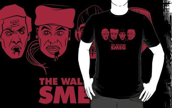 The Walking Smeg by synaptyx