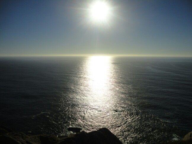 El Sol del atlántico.