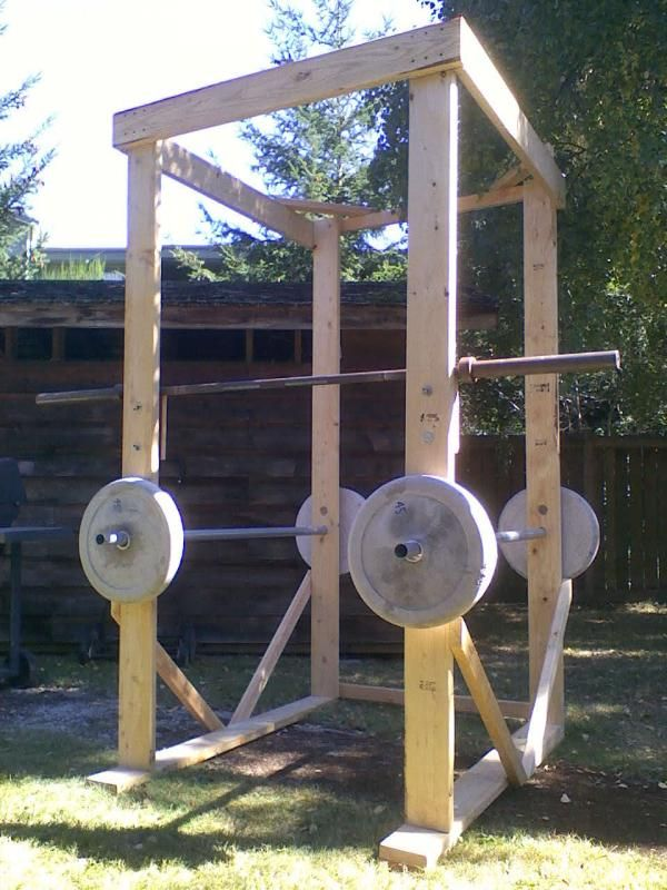 Diy Squat Rack Google Search Diy Gym Pinterest Diy Gym And