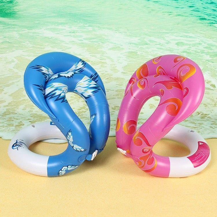 2016 de espesor inflables anillos juguetes para la piscina for Accesorios para piscinas inflables