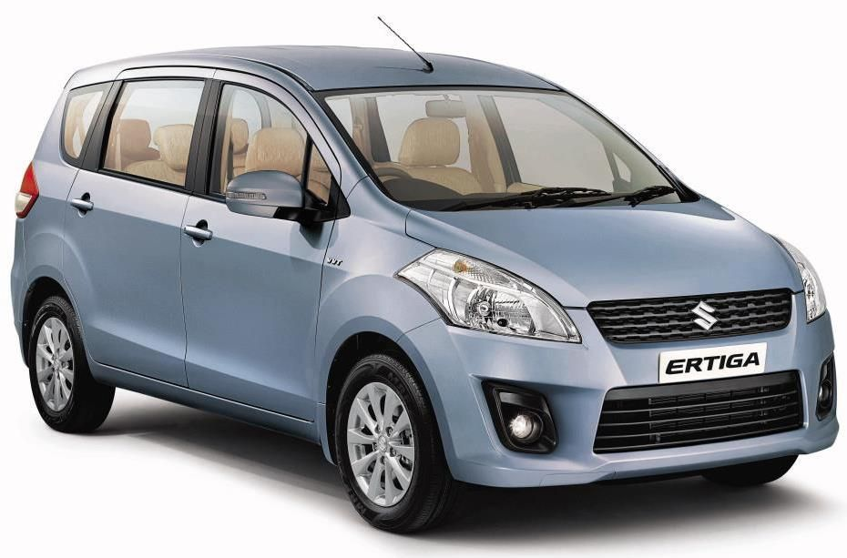 Maruti Suzuki Ertiga Mobil Transmisi Manual Transmisi Otomatis