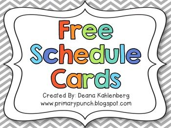 Punchy image with regard to free printable picture schedule for preschool