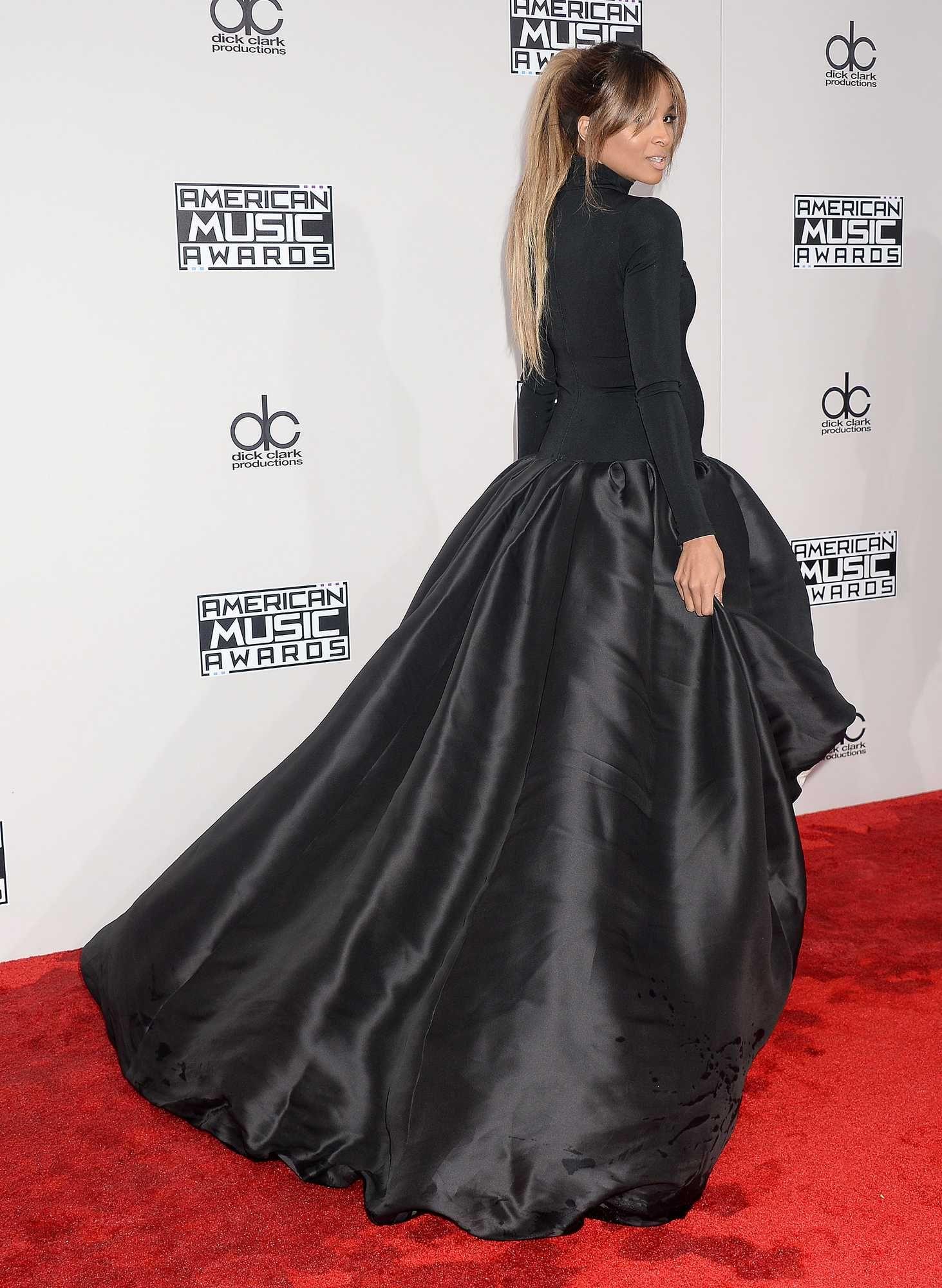 Ciara - 2016 American Music Awards on Nov 20