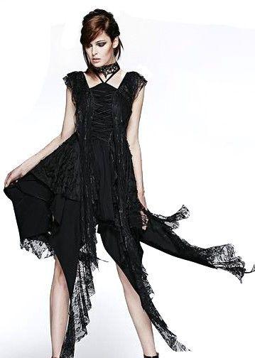 Punk Rave Asymmetrical Dress Buy Online Australia
