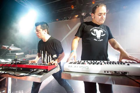 The crystal method music | tunefind.