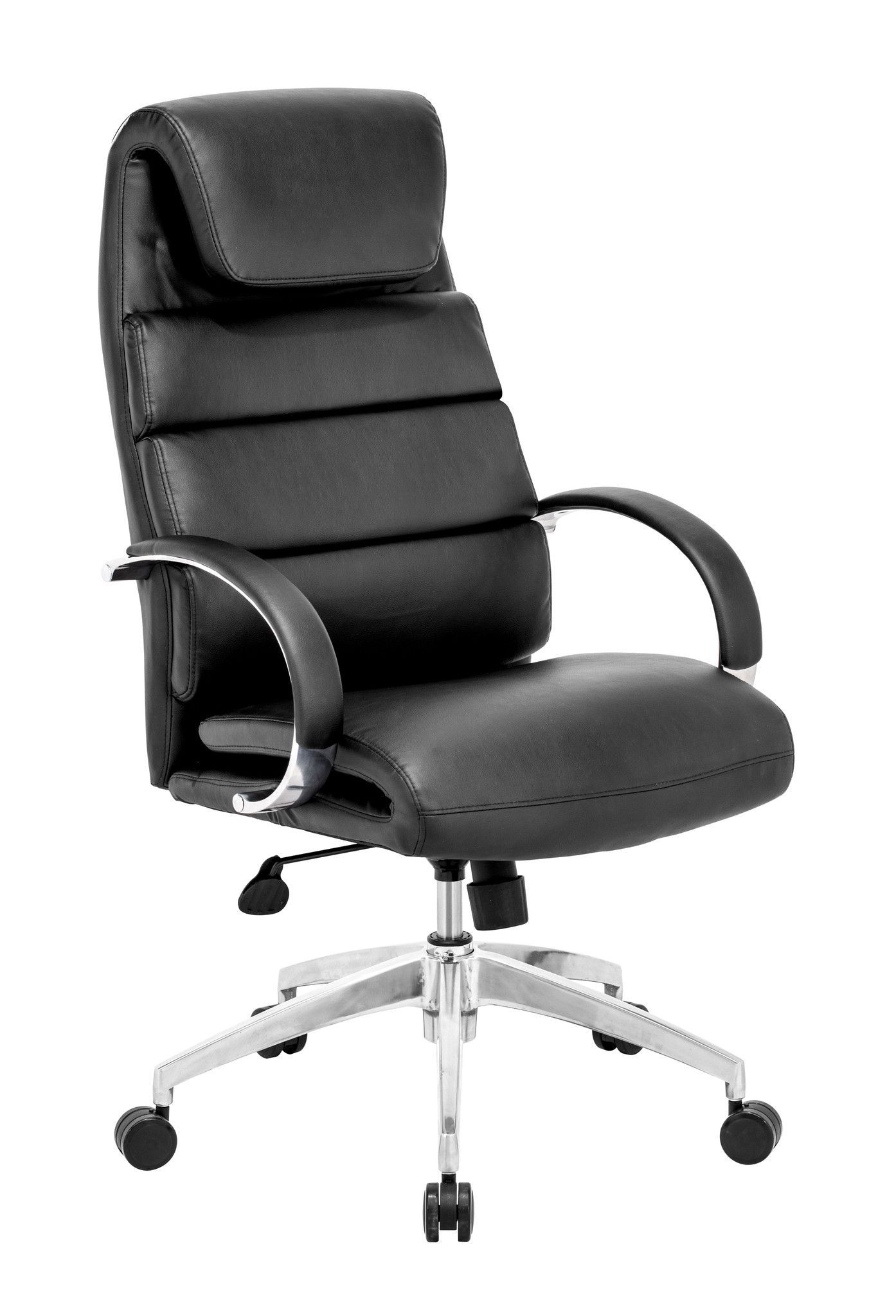 Lider Comfort Office Chair Black Modern Office Chair Black