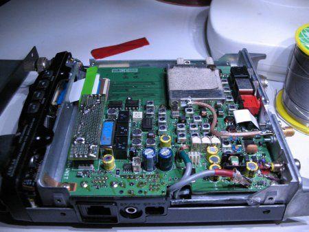 FT817 + SDR Dongle = Panadapter | radio | Ham radio, Diy electronics