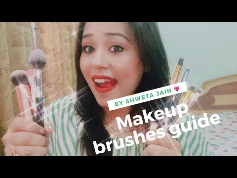 Photo of BEGINNERS MAKEUP BRUSHES GUIDE||SIMPLE AND AFFORDABLE||SHWETA JAIN