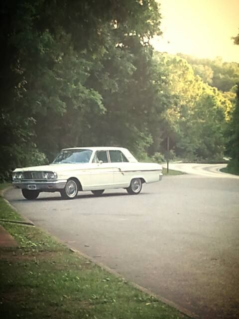 Our 1964 Ford Fairlane 500