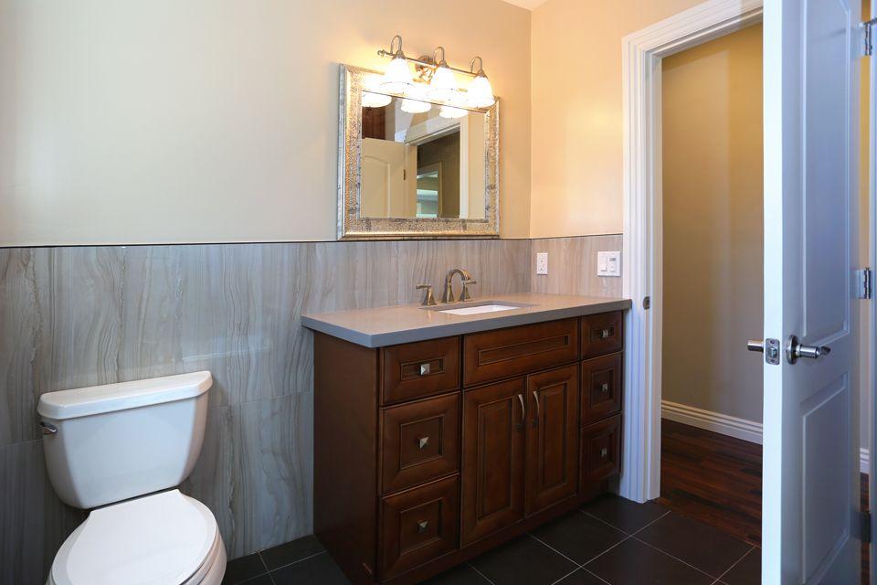 Chicory Coffee premium vanity sink base! #Chicorycoffee #Cabinets