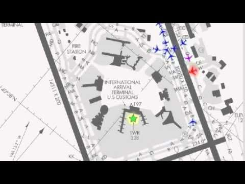 Air Traffic Control GND in JFK: Understanding the mess - YouTube
