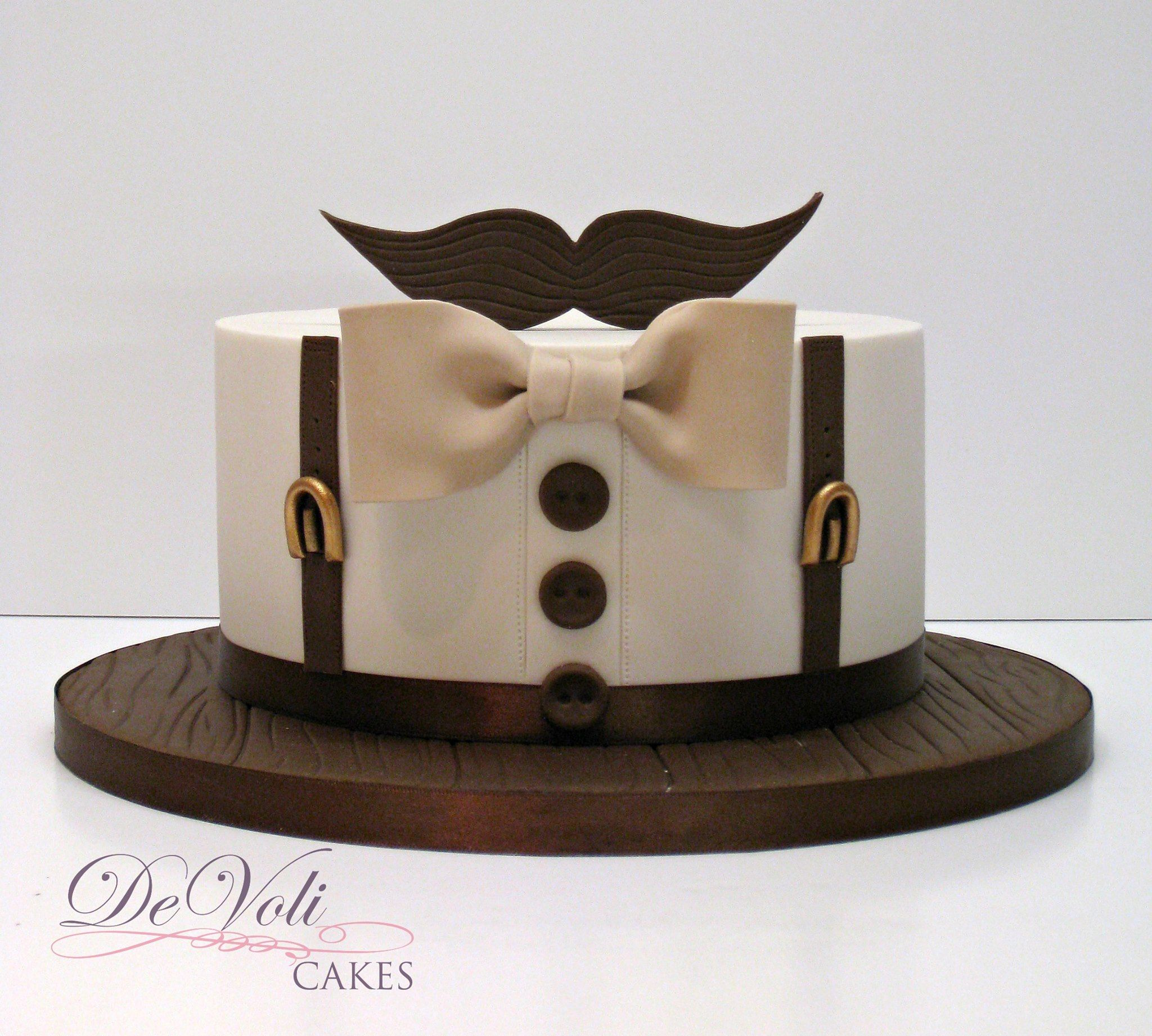 Do this with a fez on top Doctor Who cake Birthday Cakes for