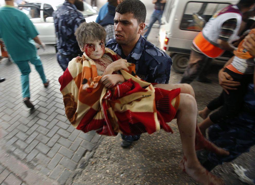 Bloody Weekend in Gaza - In Focus - The Atlantic