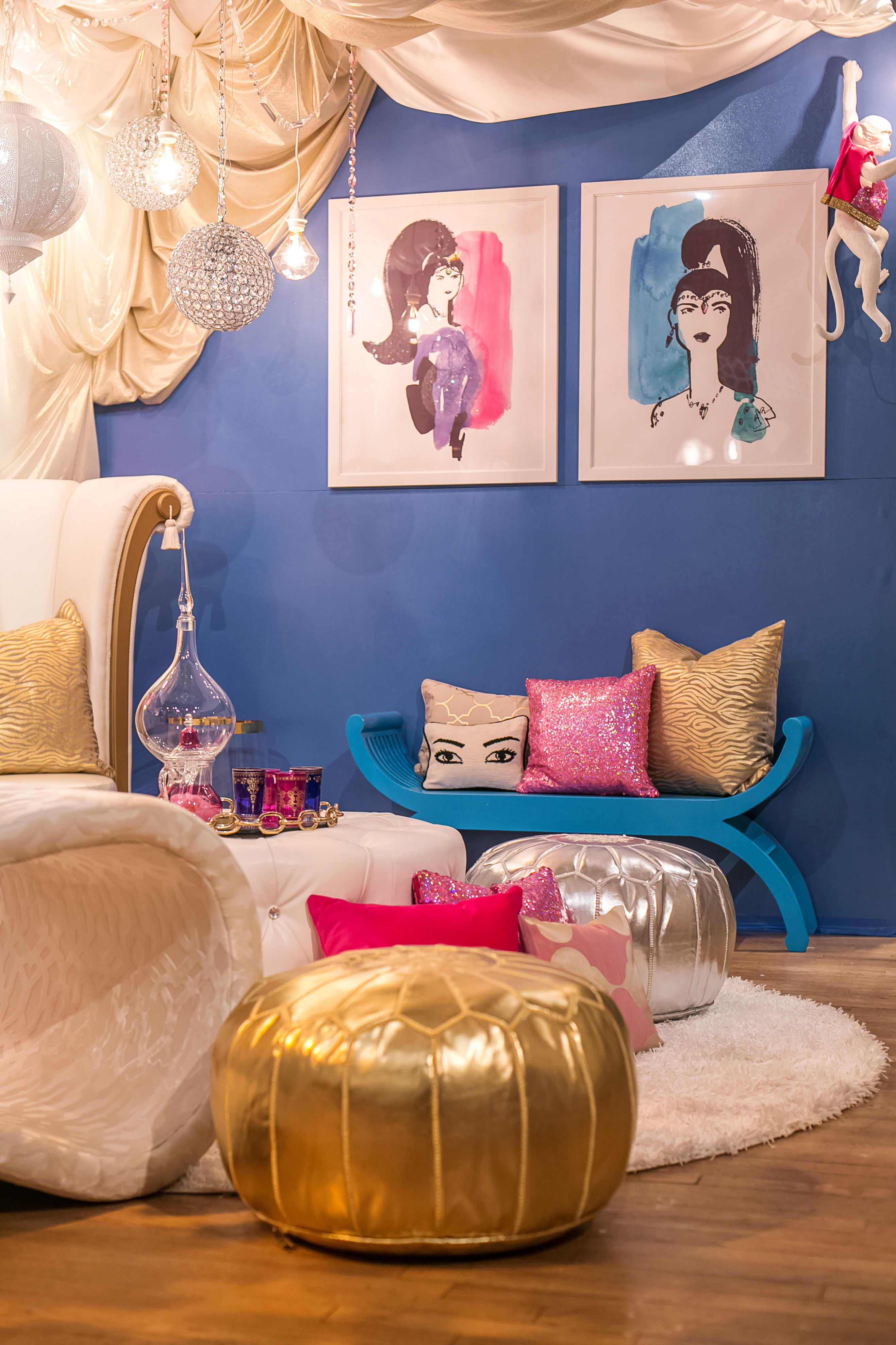 shimmer and shine, design on a dime! | bedrooms, the o'jays and