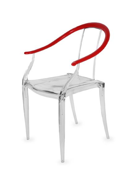 Ming Ghost Chair By Control Brand