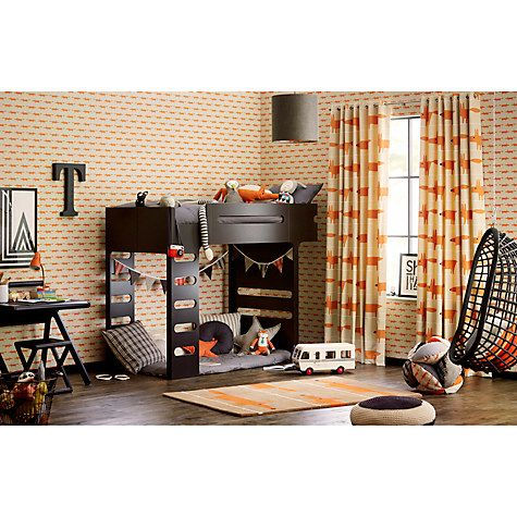 Buy Scion Little Fox Wallpaper Online at johnlewis.com 5f877cfa0a