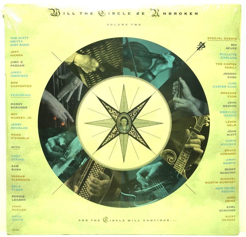 Nitty Gritty Dirt Band Will The Circle Be Unbroken Lp Vinyl Record Album Sealed Stores Ebay Com Capcollectibles Vinyl Record Album Vinyl Records Lp Vinyl