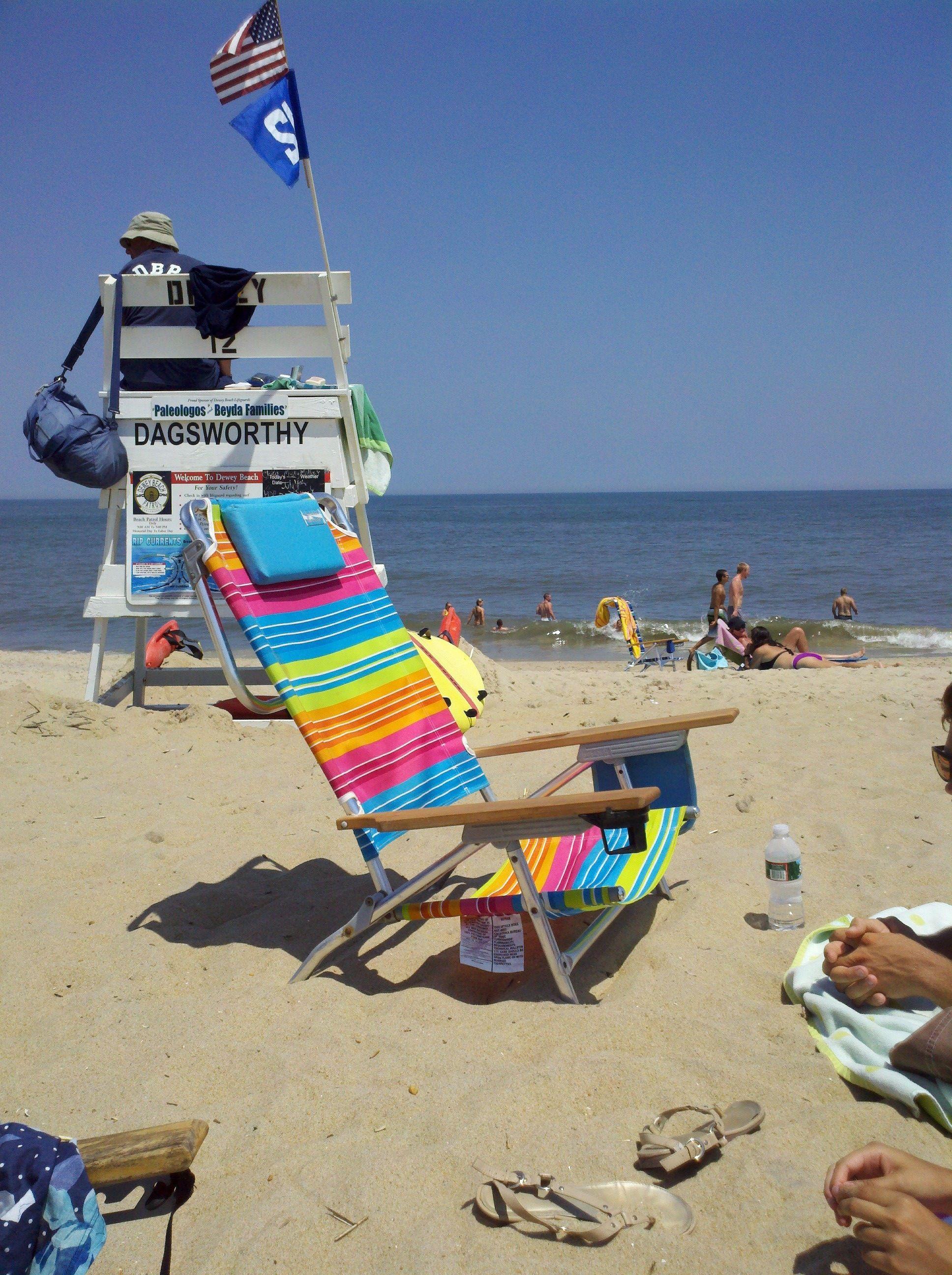 Dagsworthy Liuard Stand Dewey Beach De