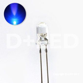 LED 5mm Ultra Violeta