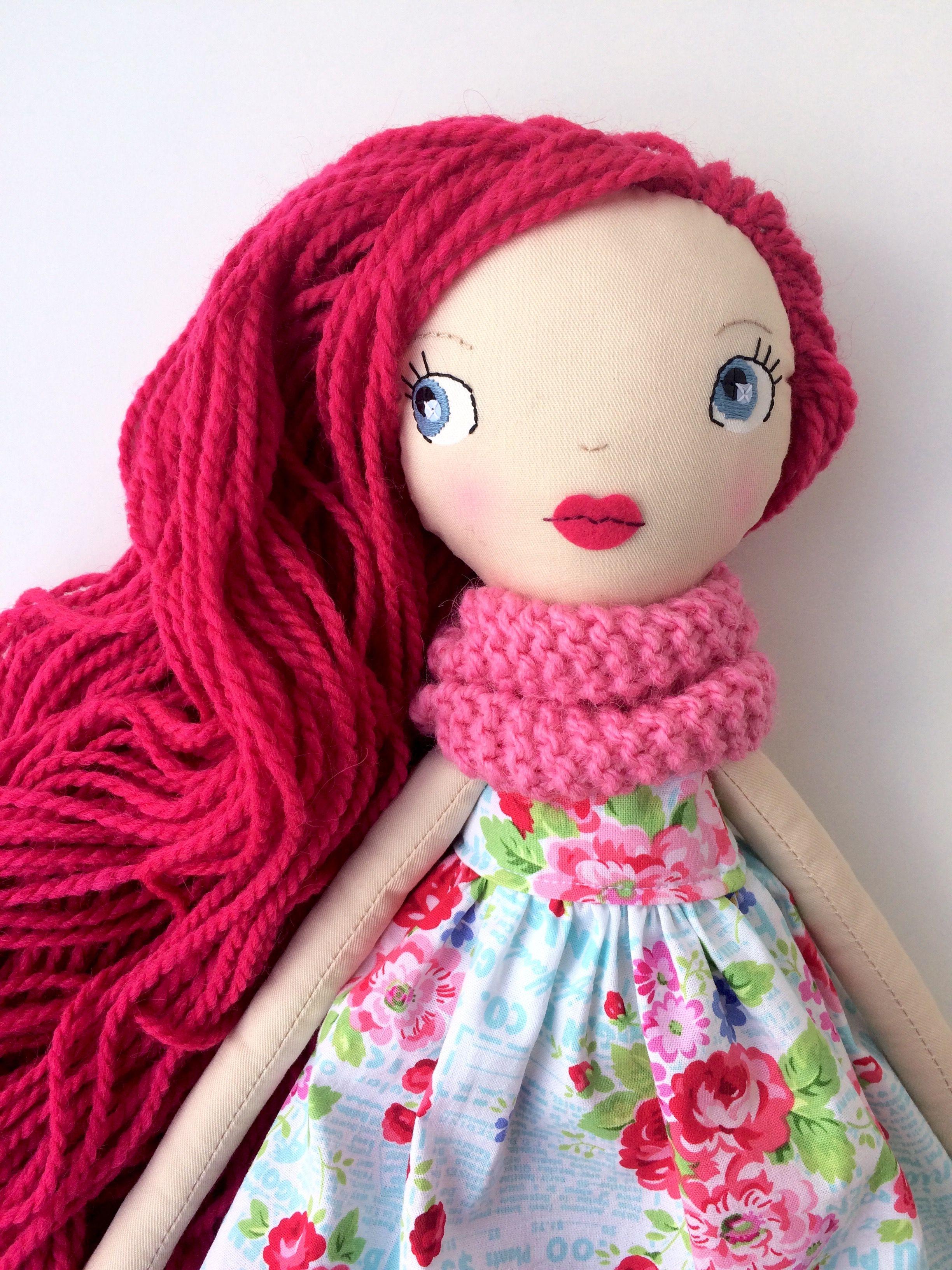 Pin von Sandra McCann auf Dolls | Pinterest | Puppen und Nähen