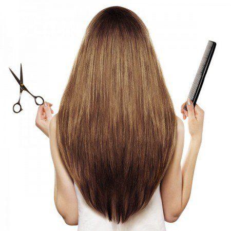 4 astuces pour se couper les cheveux soi m me coiffure. Black Bedroom Furniture Sets. Home Design Ideas