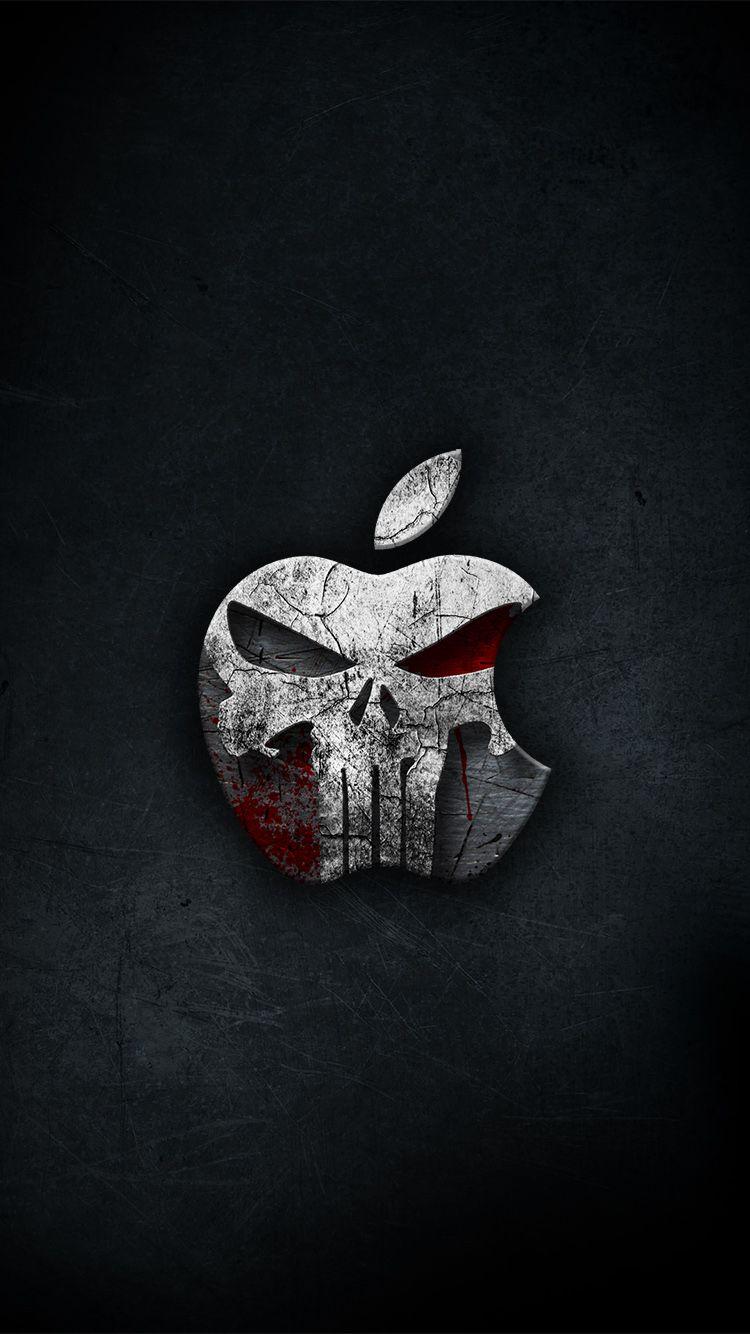 Thepunisher Appleiphonewallpaper Jpg 750 1334 Apple Wallpaper