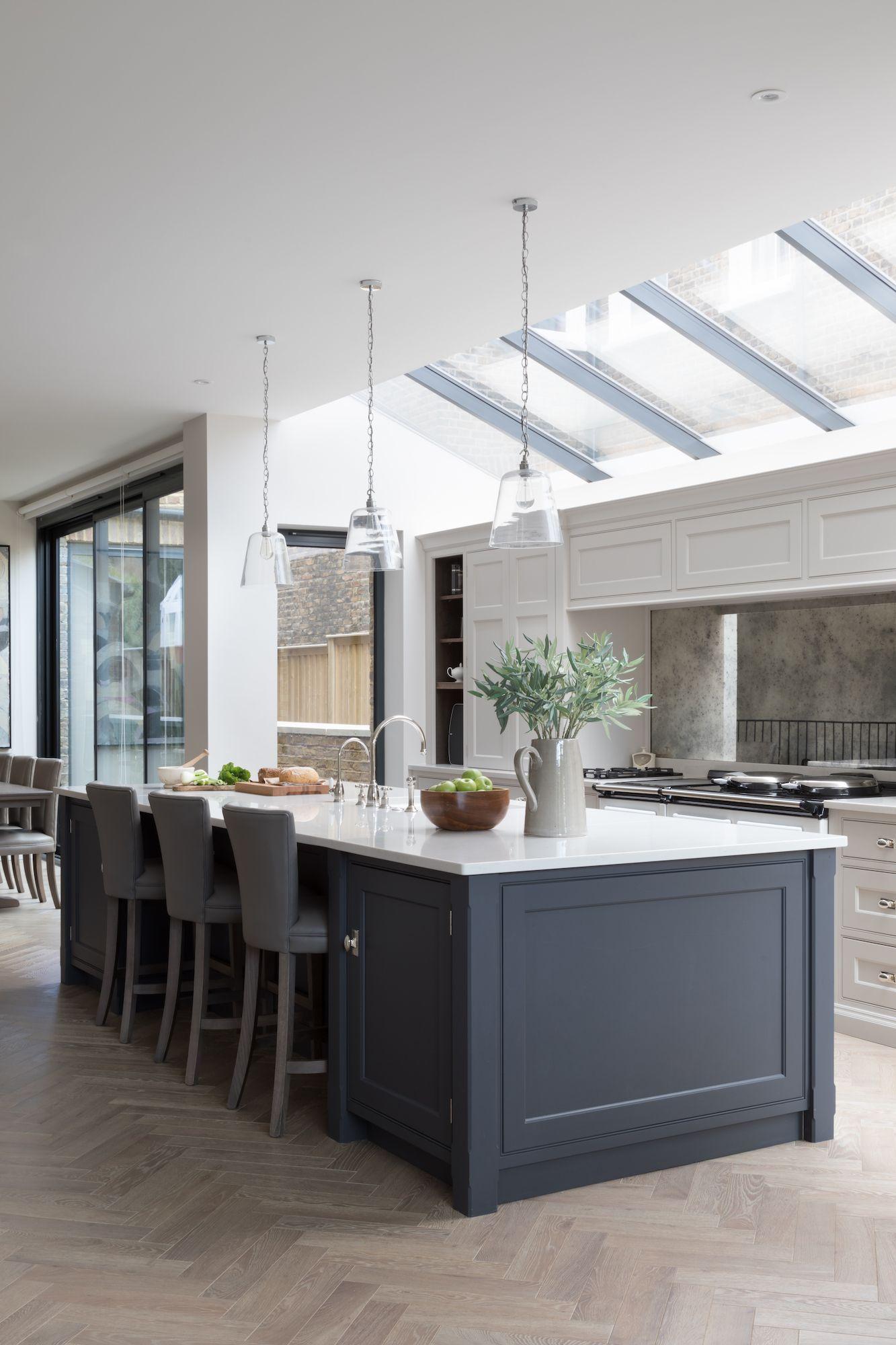 North London Project Humphrey Munson Kitchens in 2020