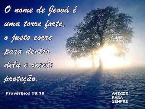 Provérbios 18:10