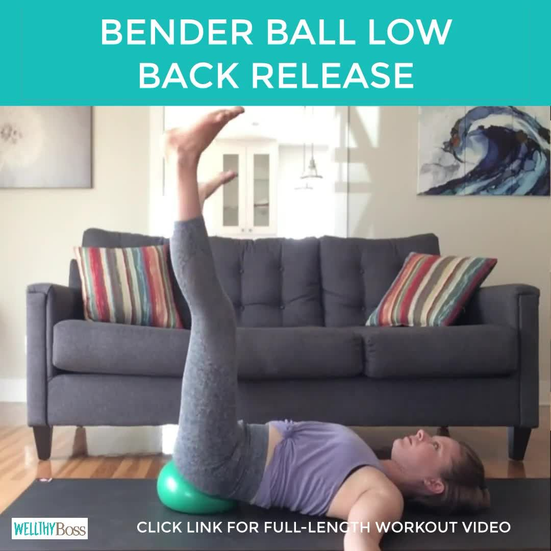 Bender Ball Low Back Release
