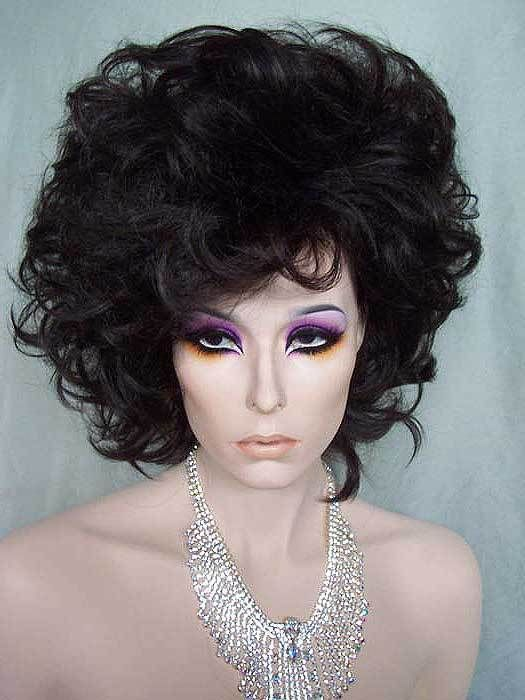 The Dame Movie Star Wig. Designed, styled and sprayed by our staff. An homage to…