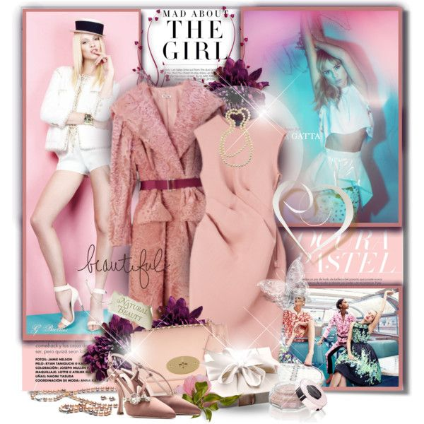 """""""Mad About The Girl"""" by gaburrus on Polyvore"""
