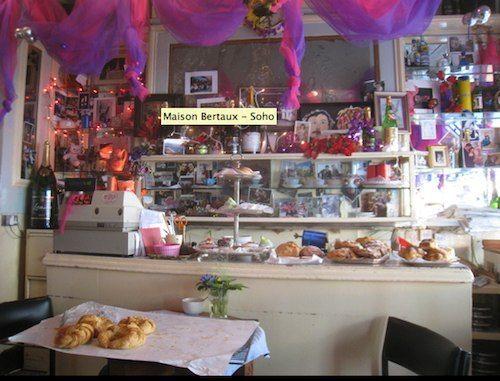 Maison Bertaux, pâtisserie francesa y salón de té en Londres | DolceCity.com