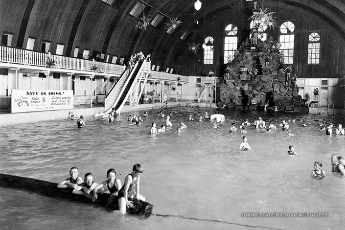 Boise Swimming Pools Natatorium Boise Idaho Swimming Pools