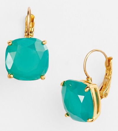Kate Spade Turquoise Drop Earrings