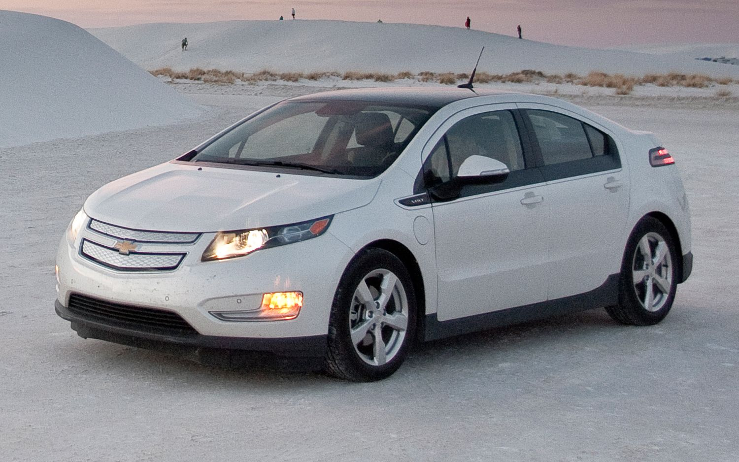 Used Car Spotlight 2011 Chevy Volt Mccluskey Chevrolet