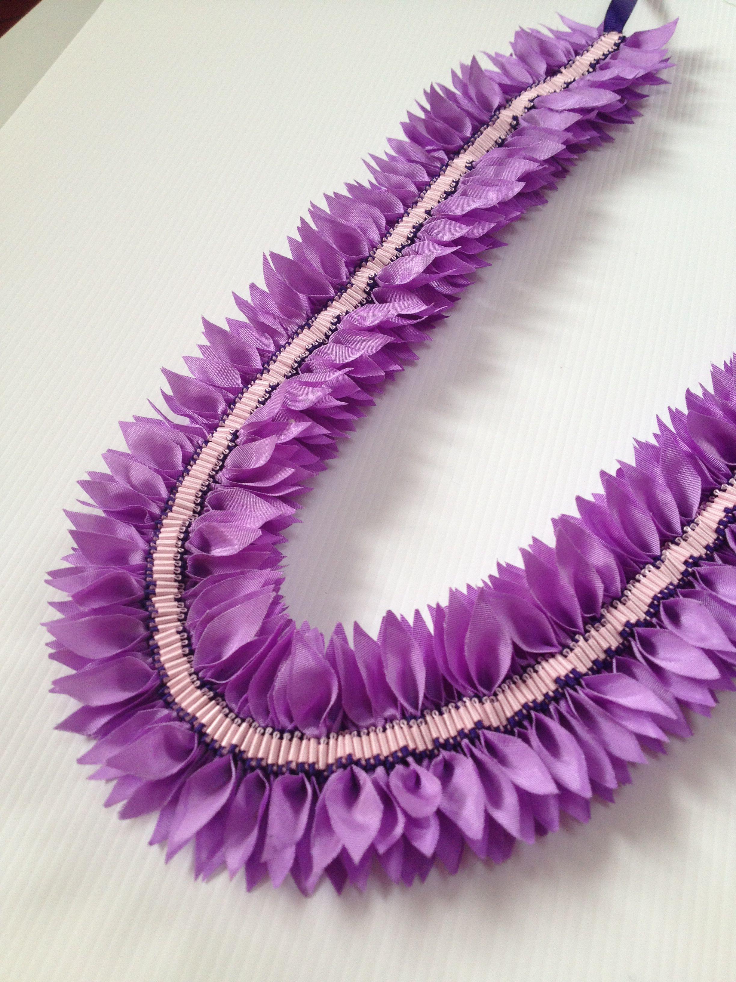 Maunaloa ribbon lei ribbon lei pinterest ribbon lei leis maunaloa ribbon lei buycottarizona Gallery