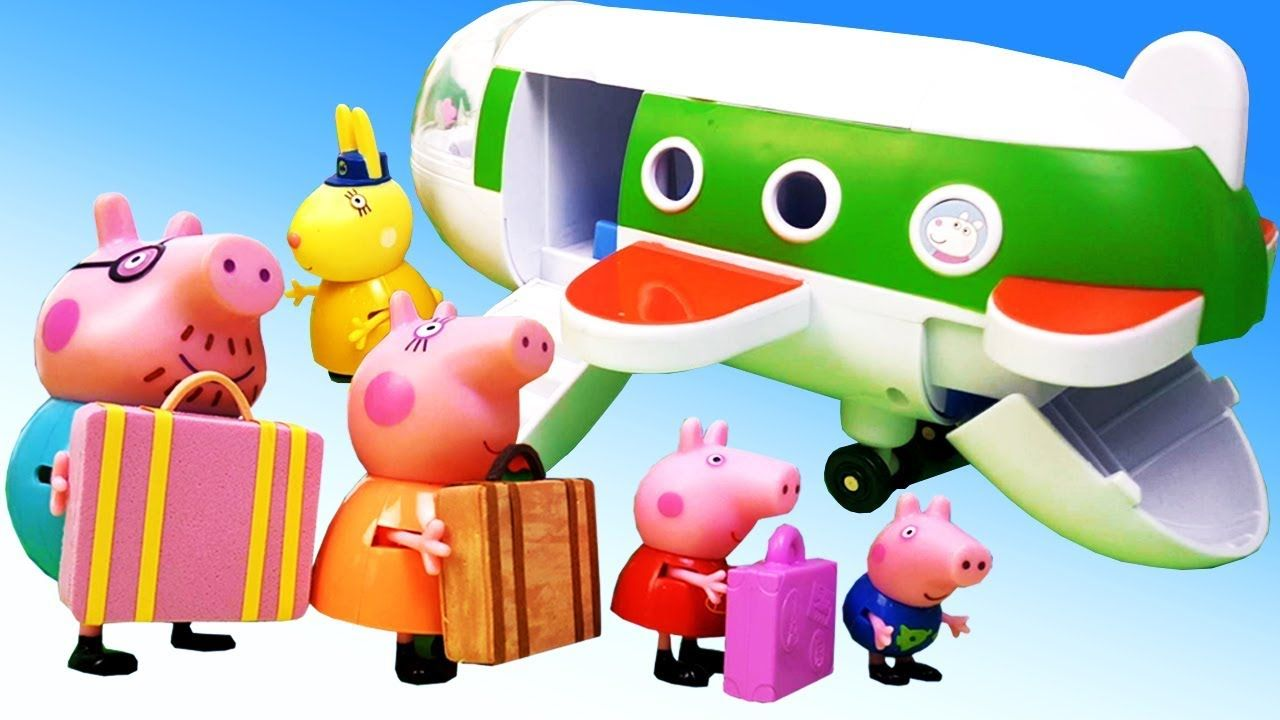 Las Vacaciones De Peppa Pig Christmas Holidays Fun With Peppa